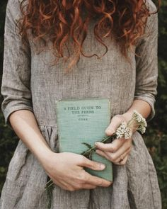 Yarrow and vintage botanical book. Yarrow is a beautiful wildflower, packed with healing power by Photo D Art, Foto Art, Anne Shirley, Magnolia Pearl, Book Aesthetic, Field Guide, Book Photography, Portrait, Book Worms