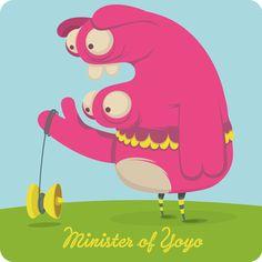 Minister of Yoyo