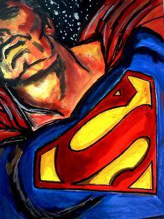 Superman Artwork by STARViN-ARTiST/David Green
