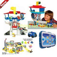 childrens toys Patrulla Canina Toys
