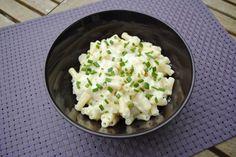 Mac and cheese cauliflower