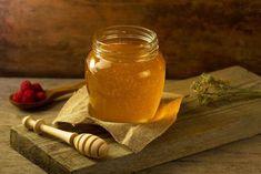 bigstock Glass Jar Of Honey With A Driz 95514335 Glass Jars, Honey, Weight Loss, Diet, Healthy, Food, Macedonia, Drinks, Drinking