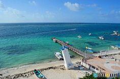 Estas vacaciones disfruta de #PuertoMorelos y conoce uno de los puerto más antiguos de #QuintanaRoo y@CaribeMexico