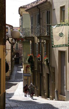 Asti, Piedmont, Ital