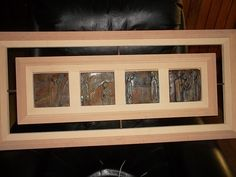 Entryway Bench, Metal, Collage, Furniture, Home Decor, Paintings, Wooden Frames, African, Entry Bench