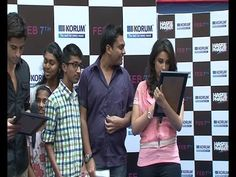 LUCKY FANS meet Parineeti Chopra and Sidharth Malhotra.