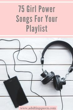 75 Girl Power Songs to Add to Your Playlist - Adulting Queen Workout Songs, Fun Workouts, Best Rap Songs, Pop Songs, Girl Power Songs, Angie Martinez, Heartbreak Songs, Best Spotify Playlists, The Cheetah Girls