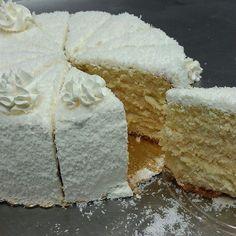 """Bolo de Coco"" Soft Coconut Cake! - cakes for any special occasion at Latinos Bakery #colombianosenmiami #comidatipica #cakes #sweets #bakery #foodporn #urbanspoon #theartofplating #yelp #latinosrestaurante #deerfieldbeach by latinosrestaurante"