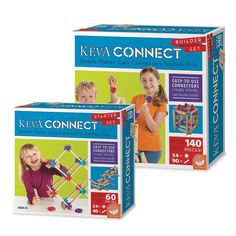 KEVA Connect: Set of 2 - MindWare.com