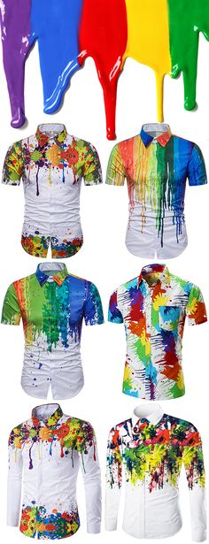 Casual Shirts for Men - Buy new arrivals & latest Casual Shirts for Men from Dresslily.com.FREE SHIPPING WORLDWIDE!#men#menshirts