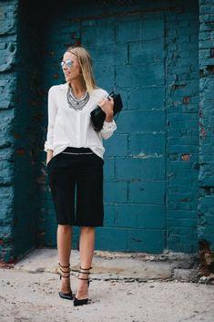 Sophisticated Styles of Wearing Bermuda Shorts waysify