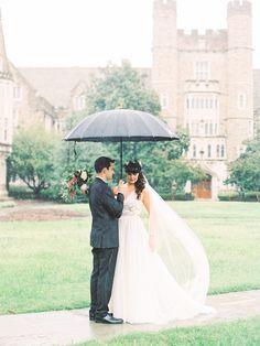 Photography : Nancy Ray Photography Read More on SMP: http://www.stylemepretty.com/north-carolina-weddings/durham/2016/03/08/boho-chic-carolina-wedding/