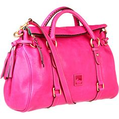 dooney and burke bag. I have seen this one on QVC many times. Love love love. I will have this!! <3