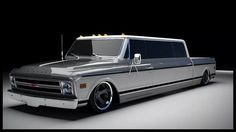Want to ride in style? Limo K50 Chevy coming soon by Rtech Fabrications.