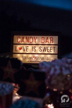Love, paper & co.   Wedding Design Bologna #candybar #candy #wedding #bologna #cinema #weddingbologna #weddingitaly