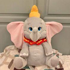 Dumbo Elephant Plush Toys Stuffed Animals Soft Toys For Baby Birthday Gift Stuffed Doll - Baby Gear City Pet Toys, Baby Toys, Kids Toys, Dumbo The Elephant, Baby Elephant, Disney Cartoon Movies, Cute Stuffed Animals, Plush Animals, Baby Birthday