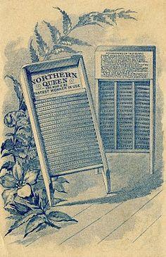 Vintage Advertising Ephemera Image - Northern Queen - The Graphics Fairy