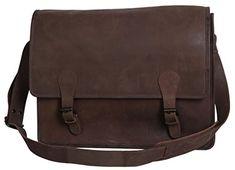 Geremen Genuine Cow Leather Sport Hiking Travel Cross Chest Shoulder Daypack Sling Bag S8067 S8069-1