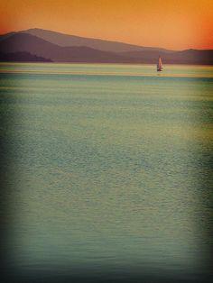 Lago di Garda - Italy #lagodigarda #lakegarda #gardasee #gardameer