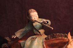 Mélodie by Sandra Courlivant Sculpture, Horses, House Styles, Painting, Inspire, Ceramics, Inspiration, Google, Horse Sculpture