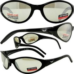 08b961a55d6 Jaguar Sunglasses Clear Mirrored Lenses Motorcycle Eyewear by Spits  Adventure Wear.  10.00.   CLEAR MIRROR LENSES. Save 17% Off!