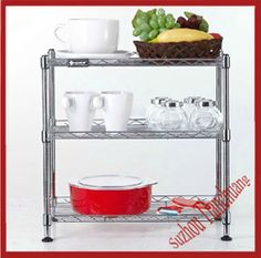 Multi Tiers Adjustable Retail Display Rack