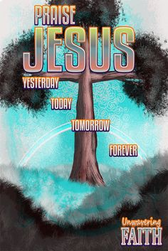 Praise Jesus The Light of The World Praise Quotes, Jesus Quotes, Bible Quotes, He Is Lord, Lord And Savior, Scriptures, Bible Verses, Tomorrow Forever, Beautiful Notes