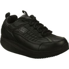 #Skechers Shoes Shape Ups X Wear Slip Resistant - Black - Mens  #Collection 2013 for Women #2dayslook #Collection fashion #2013forWomen  www.2dayslook.com