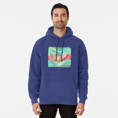 Pullover Hoodie, Crew Neck Sweatshirt, T Shirt, Graphic Sweatshirt, Moon Shirt, Cool Stuff, Mona Lisa, Marilyn Monroe, Mandala Bleu