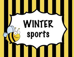 Winter sport activities and resources.