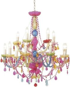 Lampa Gioiello Crystal Rainbow 14-arms |...