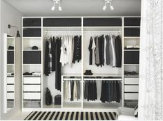 Marvelous PAX Wardrobe Planner   IKEA Middle Two Sections For Matts Walk In?   Home  Decor And Design