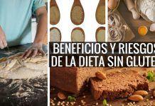Beneficios y riesgos de las dietas sin gluten