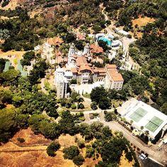 Exploring California's Hearst Castle on Instagram  For...