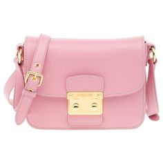 Pastel bag by Miu Miu