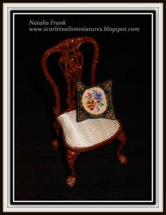 Natalia's Fine Needlework: My Work