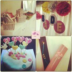 Facebook and Instagram you can follow me : tugceninminiktatlari baby shower. cupcake . cake . tiramisu . creative . cookie .