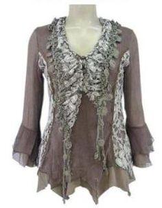 Giddy Up Glamour  37019 Gypsy Rose  Price: $42.95  Size: Small, Medium, Large, XLarge  http://www.giddyupglamouronline.com/catalog.php?item=3622