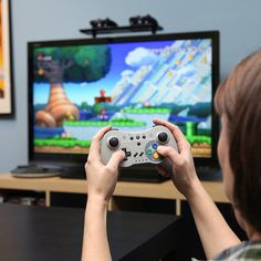 This Controller Works for Wii, Wii U and Android - I need this!