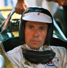 Jim Clark. I'll never forget the day he died. ~ Libby
