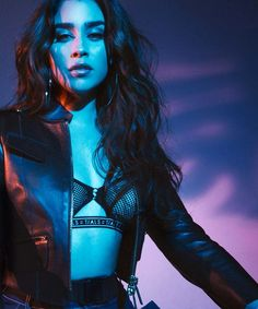 """Lauren Jauregui of Fifth Harmony discusses her newest song with Steve Aoki, """"All Night"""" and her road to discovering her self-confidence. Female Actresses, Female Singers, Fifth Harmony Lauren Jauregui, Fotografia Tutorial, Divas, Camila And Lauren, Steve Aoki, Dangerous Woman, Shows"""