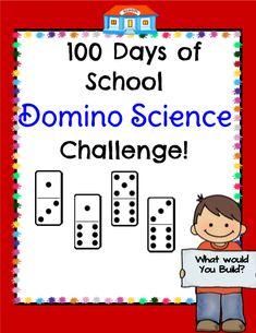 100 Days of School Science Challenge!