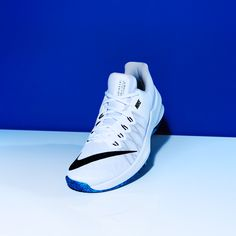 Be the best you can be with the Nike Air Max Infuriate trainers. An icon on the streets will make you an icon on the court.