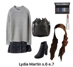 Lydia Martin Outfit Season 6 Episode 7 -  Nerds are alive and well. Compare prices for this @ Wrhel.com before you commit to buy. #NerdLife