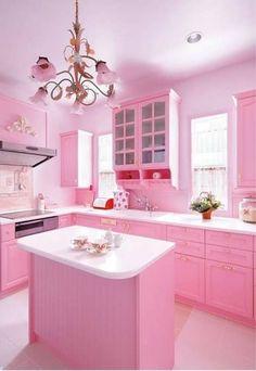 ❥Pink❥ kitchen