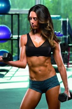 By now, you probably know that strength training is a necessity if you're trying to lose weight. Just in case you needed one more reason to believe it, Autumn