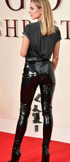 4d8b23ef7e143 Leather Boots, Patent Leather Pants, Leather Trousers, Leather Catsuit, Shiny  Leggings,