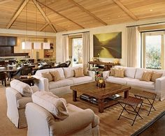 Wine Country Style : Interiors + Inspiration : Architectural Digest