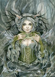Janna Prosvirina Fairy Myth Mythical Mystical Legend Elf Faerie Fae Wings Fantasy Elves Faries Sprite Nymph Pixie Faeries Hadas Enchantment Forest Whimsical Whimsy Mischievous