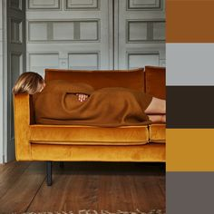Color Blocking Outfits, Color Of Life, Color Card, Color Mixing, Storage Chest, Couch, Palette, Interior, Furniture